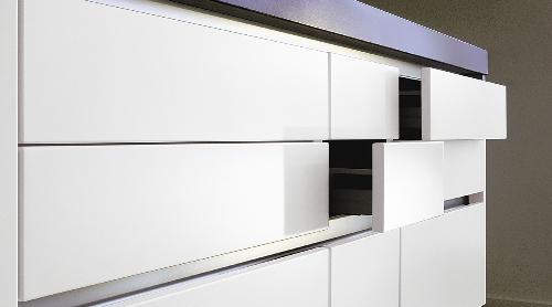 Keukenkast Zonder Greep : Greeploos meubel meubelinterieur